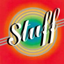 Stuff (Amerika): Stuff (Reissue) (Limited-Edition), LP