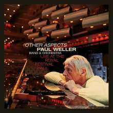 Paul Weller: Other Aspects: Live At The Royal Festival Hall (Digipack), 2 CDs und 1 DVD
