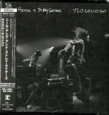 Neil Young & Stray Gators: Tuscaloosa (SHM-CD) (Papersleeve), CD