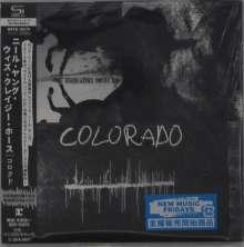 Neil Young: Colorado (SHM-CD) (Digisleeve), CD