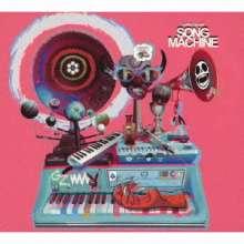 Gorillaz: Song Machine: Season One: Strange Timez (Triplesleeve), 2 CDs