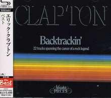Eric Clapton: Backtrackin' (2 SHM-CDs), 2 CDs