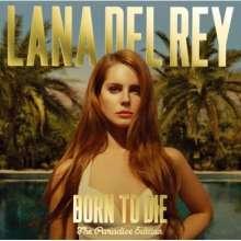 Lana Del Rey: Born To Die (Deluxe Edition), 2 CDs