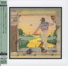 Elton John (geb. 1947): Goodbye Yellow Brick Road (Platinum SHM-CD) (Special Package), CD