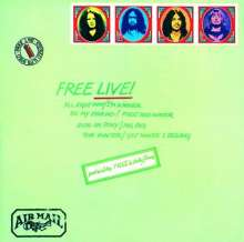 Free: Free Live! 1970 (Platinum SHM-CD) (Limited Special Papersleeve Package), CD