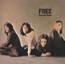 Free: Fire And Water (SACD-SHM), Super Audio CD