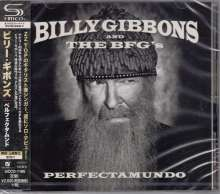 Billy F Gibbons (ZZ Top): Perfectamundo (SHM-CD), CD