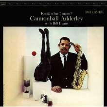 Cannonball Adderley (1928-1975): Know What I Mean? (SHM-CD), CD