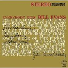 Bill Evans (Piano) (1929-1980): Everybody Digs Bill Evans (SHM-CD), CD