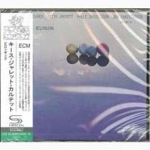 Keith Jarrett (geb. 1945): Belonging (SHM-CD), CD