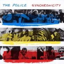 The Police: Synchronicity (Limited Edition) (SHM-SACD), Super Audio CD Non-Hybrid