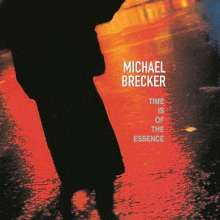 Michael Brecker (1949-2007): Time Is Of The Essence (SHM-CD), CD