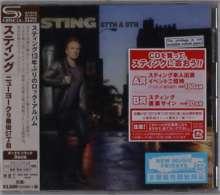 Sting: 57th & 9th (SHM-CD), CD