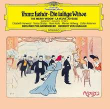 Franz Lehar (1870-1948): Die lustige Witwe (Ausz.) (Ultimate High Quality CD), CD