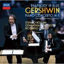 George Gershwin (1898-1937): Klavierkonzert in F (SHM-CD), CD