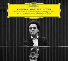 Ludwig van Beethoven (1770-1827): Klaviersonaten Nr.3,14,23,26,32 (SHM-CD), 2 CDs