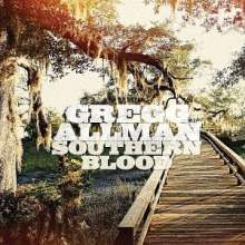 Gregg Allman: Southern Blood (SHM-CD), CD
