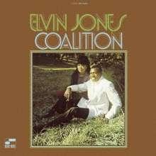 Elvin Jones (1927-2004): Coalition (SHM-CD), CD