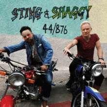 Sting & Shaggy: 44/876 +Bonus (SHM-CD + DVD), 2 CDs