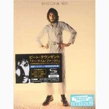 Pete Townshend: Who Came First +Bonus (2 SHM-CD) (Digipack Hochformat), 2 CDs