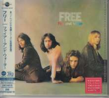Free: Fire And Water (UHQ-CD/MQA-CD) (Reissue) (Limited-Edition), CD