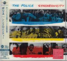 The Police: Synchronicity (UHQ-CD/MQA-CD) (Reissue) (Limited-Edition), CD
