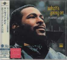 Marvin Gaye: What's Going On (UHQ-CD/MQA-CD) (Reissue) (Limited-Edition), CD