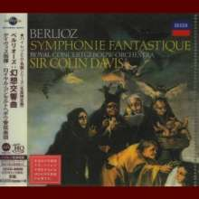 Hector Berlioz (1803-1869): Symphonie fantastique (Ultimate High Quality CD), CD