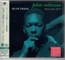 John Coltrane (1926-1967): Blue Train (UHQ-CD/MQA-CD) (Limited-Edition), CD