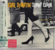 Sonny Clark (1931-1963): Cool Struttin' (UHQ-CD/MQA-CD) (Reissue) (Limited-Edition), CD
