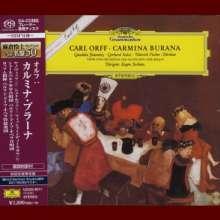 Carl Orff (1895-1982): Carmina Burana (SHM-SACD), Super Audio CD Non-Hybrid