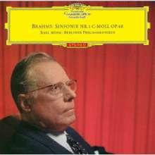 Johannes Brahms (1833-1897): Symphonie Nr.1 (SHM-SACD), Super Audio CD Non-Hybrid