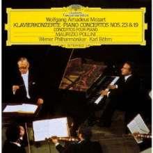 Wolfgang Amadeus Mozart (1756-1791): Klavierkonzerte Nr.19 & 23 (SHM-SACD), Super Audio CD Non-Hybrid