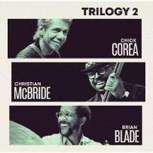 Chick Corea (geb. 1941): Trilogy 2 (2 SHM-CD), 2 CDs