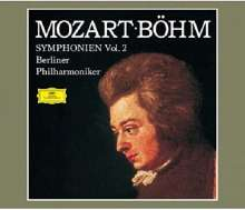 Wolfgang Amadeus Mozart (1756-1791): Karl Böhm dirigiert Mozart-Symphonien Vol.2 (SHM-SACD), 4 Super Audio CDs Non-Hybrid
