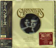 The Carpenters: The Carpenters With The Royal Philharmonic Orchestra (SHM-CD), CD