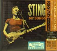 Sting: My Songs (+Bonus) (SHM-CD) (Digisleeve), CD