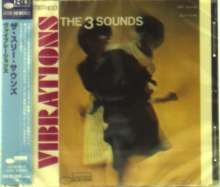 The Three Sounds: Vibrations (Reissue) (Limited-Edition), CD