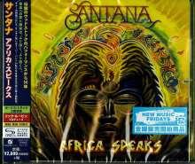 Santana: Africa Speaks (SHM-CD), CD