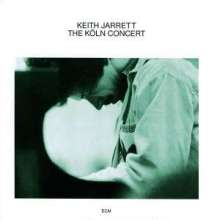 Keith Jarrett (geb. 1945): The Köln Concert (UHQ-CD), CD