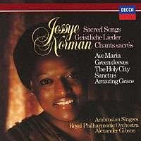 Jessye Norman singt geistliche Lieder, CD
