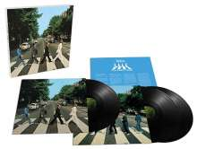 The Beatles: Abbey Road (50th Anniversary Edition) (180g) (Limited Edition Boxset), 3 LPs