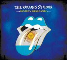 The Rolling Stones: Bridges To Buenos Aires (2 SHM-CD + Blu-ray) (Digipack), 2 CDs und 1 Blu-ray Disc