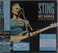 Sting: My Songs (Special Edition) (SHM-CD), 2 CDs