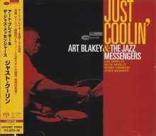 Art Blakey (1919-1990): Just Coolin' (SHM-SACD) (Limited Edition), Super Audio CD Non-Hybrid