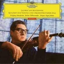 Ludwig van Beethoven (1770-1827): Violinkonzert op.61 (Ultimate High Quality CD), CD