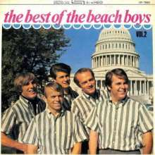 The Beach Boys: The Best Of The Beach Boys Vol. 2 (UHQ-CD/MQA-CD) (Papersleeve), CD