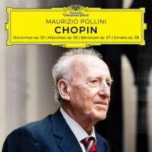 Frederic Chopin (1810-1849): Klavierwerke - op.55-58 (Ultimate High Quality CD), CD