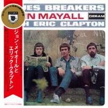 John Mayall & Eric Clapton: John Mayall & The Bluesbrakers With Eric Clapton (+19) (Deluxe Edition) (SHM-CD) (Digisleeve), 2 CDs