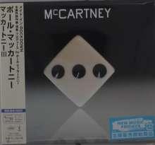 Paul McCartney (geb. 1942): McCartney III (SHM-CD), CD